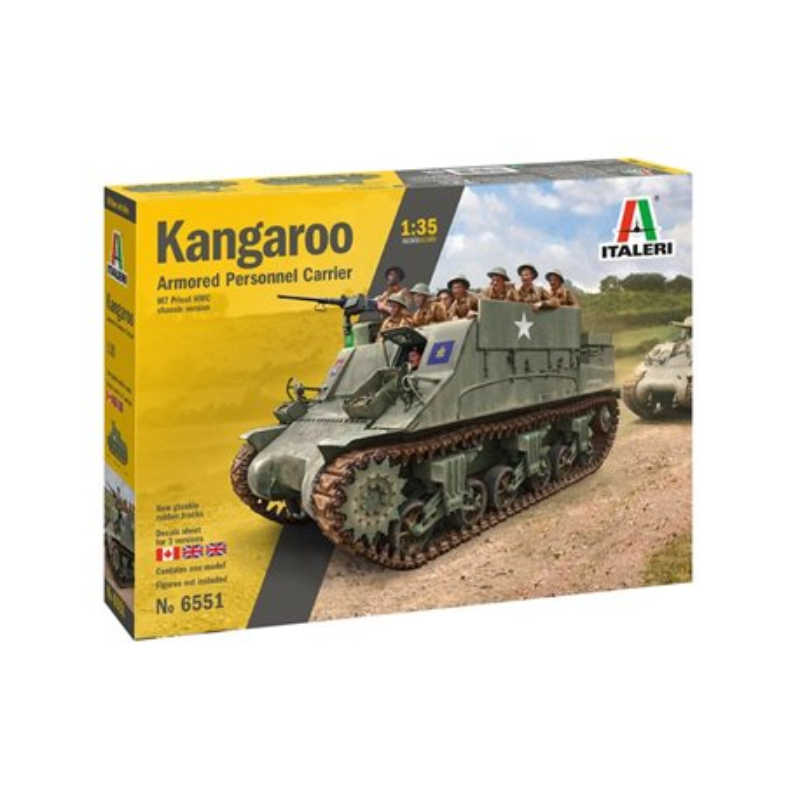 ITALERI 6551 1/35 Kangaroo