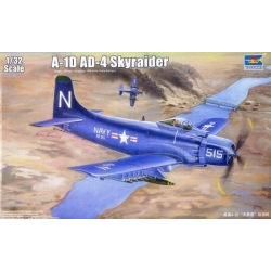 Trumpeter 02252 1/32 A-1D AD-4 Skyraider*
