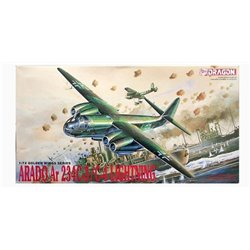 DRAGON 5004 1/72 Arado Ar 234C-3/C-4 Lightning
