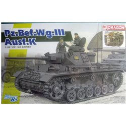 DRAGON 6853 1/35 Pz.Bef.Wg.III Ausf.K