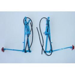 DRAGON 6916 1/35 IJN Type 2 Ka-Mi Amphibious Tank w/Floating Pontoon Early Prod
