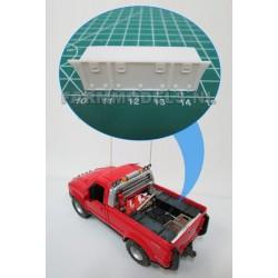 DRAGON 7485 1/72 IJN Type 2 Ka-Mi w/Floating Pontoon Amphibious Tank