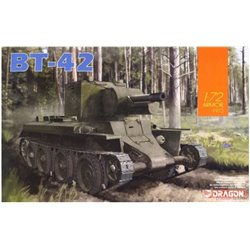 DRAGON 7565 1/72 BT-42
