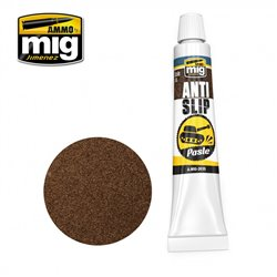 AMMO BY MIG A.MIG-2035 ANTI-SLIP PASTE - BROWN COLOR FOR 1/35 20ml