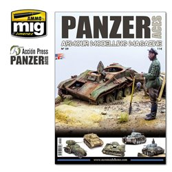 AMMO BY MIG PANZ0059 PANZER ACES Nº59 Anglais