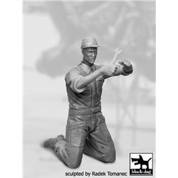 BLACK DOG F32062 1/32 Mechanics personnel USAAF 1940-1945 N°4