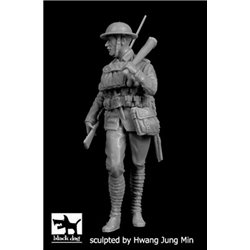 BLACK DOG F35194 1/35 British soldier WWI N°1