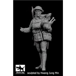 BLACK DOG F35195 1/35 British soldier WWI N°2