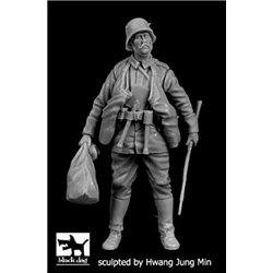 BLACK DOG F35198 1/35 German soldier WWI N°2