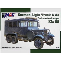 MAC DISTRIBUTION 72139 1/72 M.B. G3 Kfz.68
