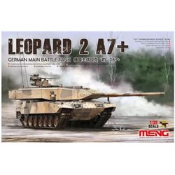 MENG TS-042 1/35 German Main Battle Tank Leopard 2 A7+