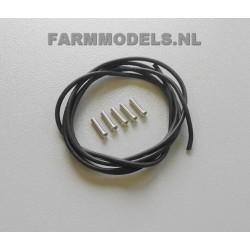 MINIART 37043 1/35 Ukrainian BMR-1 with KMT-9*