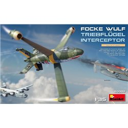MINIART 40002 1/35 Focke-Wulf Triebflügel Interceptor