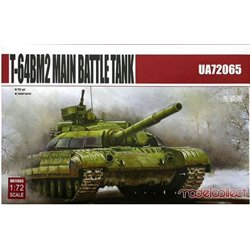 MODELCOLLECT UA72065 1/72 T-64BM2 Main Battle Tank