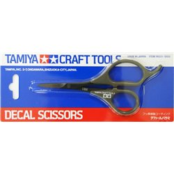TAMIYA 74031 Ciseaux à Decal - Decal Scissors