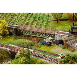 FALLER 120501 HO 1/87 Narrow-gauge bridges