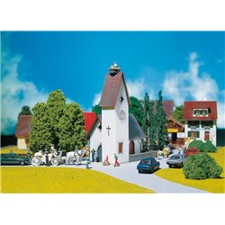 FALLER 130236 HO 1/87 Village church