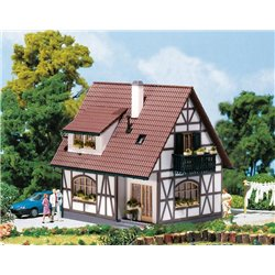 FALLER 130257 HO 1/87 Maison individuelle - One-family house