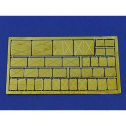 "HATAKA HTK-CS104 Early Su-27S/P/UB ""Flanker-B/C"" paint set (6 x 17 ml)"