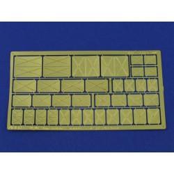 HATAKA HTK-CS106 WW2 Italian AFV paint set (6 x 17 ml)