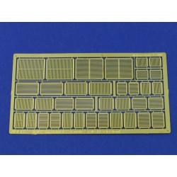 HATAKA HTK-CS107 WW2 Dutch AF paint set vol. 1 (6 x 17 ml)