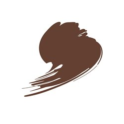 HATAKA HTK-C317 Dark Brown 6K 17 ml