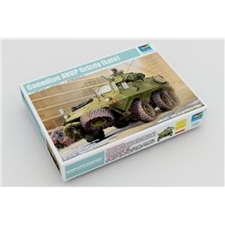 TRUMPETER 01505 1/35 Canadian AVGP Grizzly (Late)*