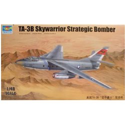 TRUMPETER 02870 1/48 TA-3B Skywarrior Strategic Bomber*