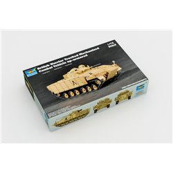 TRUMPETER 07102 1/72 British Warrior Tracked Mecha Combat Vehicle uparmored*