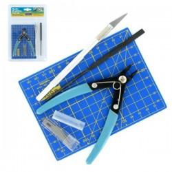 Preiser 10515 Figurines HO 1/87 Cyclistes à une intersection