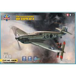 FALLER 130318 HO 1/87 Detached house, wine-red