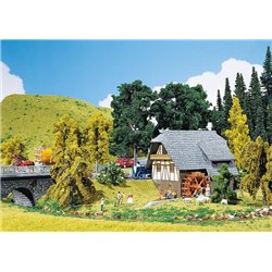 FALLER 130387 HO 1/87 Small Black Forest house