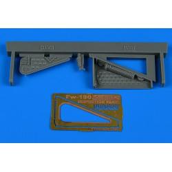 FALLER 130429 HO 1/87 Ruine d'incendie Auberge Au Soleil - Burnt Down Restaurant