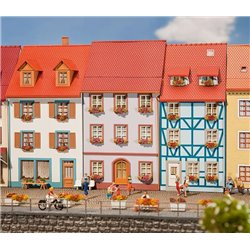 FALLER 130497 HO 1/87 Maison d'habitation de petite ville - Village residential house