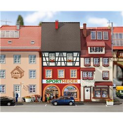 FALLER 130498 HO 1/87 Sport Meder City house