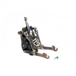 FALLER 130523 HO 1/87 Entrepôt de balles de foin avec atelier - Hay bale store with workshop
