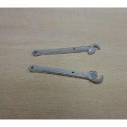 FALLER 130534 HO 1/87 Ferme de la Forêt-Noire avec toit en paille - Black Forest Farm