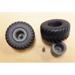 FALLER 130802 HO 1/87 HLM en préfabriqué P2 Complément - Prefabricated High-Rise