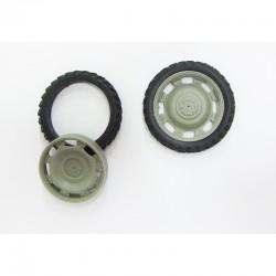 FALLER 130966 HO 1/87 Tour de télévision - Television tower