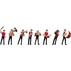 FALLER 153005 HO 1/87 Band of musicians in national costumes