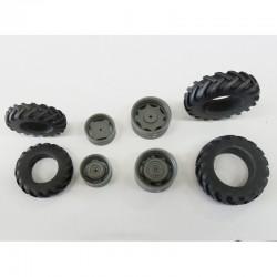 FALLER 170802 HO 1/87 Dalle décorative, Pierre naturelle - Decorative sheet, Natural stone