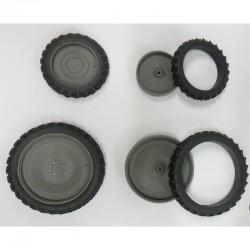 FALLER 170805 HO 1/87 Dalle décorative, Pierre de taille, grise - Decorative Sheet