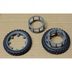 FALLER 170839 HO 1/87 Decorative sheet arcades, Natural stone ashlars