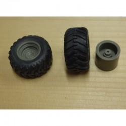 FALLER 170840 HO 1/87 Decorative sheet arcades, Natural stone ashlars