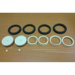 FALLER 171821 HO 1/87 Entrée de tunnel PREMIUM, 2 voies - double track