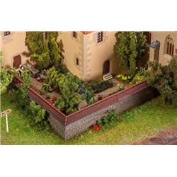 FALLER 180941 HO 1/87 Petit chaperon - Small wall coping