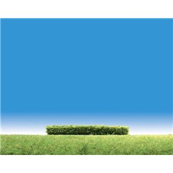 FALLER 181398 HO 1/87 3 Haies, vert clair - 3 Hedges, light green