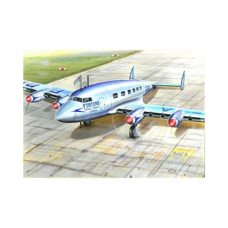 MISTERCRAFT F-21 060213 1/72 Il-4 Luftwaffe Prize