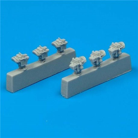 QUICK BOOST QB48014 1/48 U.S. Gunsights K-14