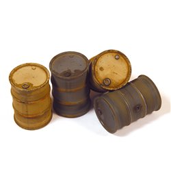ADD ON PARTS 350011 1/35 German Fuel Drums, Type 2
